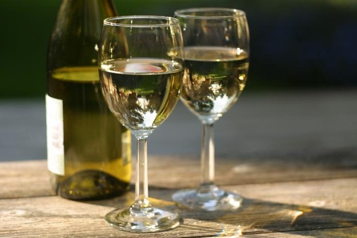 Особенности виноделия по белому