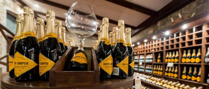 Этапы производства шампанских вин