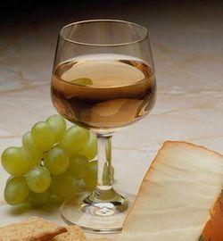 Белое вино фото-1